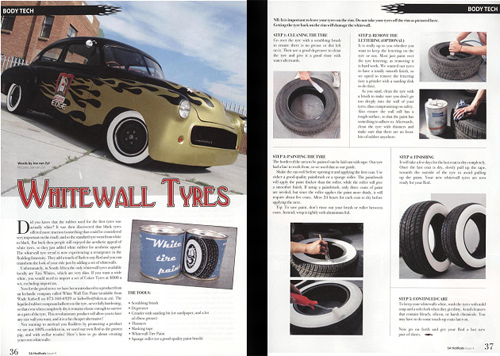 Articulo SA HOT-RODS
